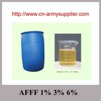 Wholesale Wholesale AFFF 1% 3% 6% Aqueous Film Forming Compound Foam Extinguishing Agent from china suppliers