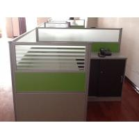 Wholesale Modular Desk Commercial Office Furniture Sets PVC Edge Sealing Scratch Resistant from china suppliers