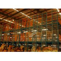 Wholesale Medium Duty Shelf Supported Mezzanine Multi Level Storage Roll Forming from china suppliers