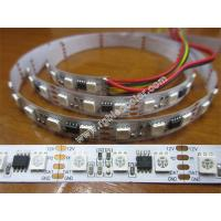 Wholesale 72led digital rgb dc12v dmx led strip from china suppliers