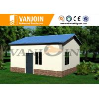 Wholesale Fire resistant Steel structure Modern Prefab Houses Home Apartment Installation from china suppliers