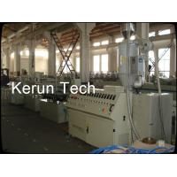 Wholesale High Capacity PVC WPC Profile Extrusion Line High Precision For Wall Siding Panel from china suppliers