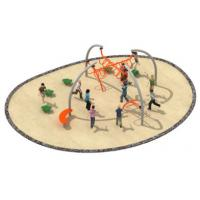 Buy cheap 870*800*250cm Rope Play Equipment , Climbing Play Equipment For Younger Kids TQ from wholesalers