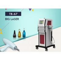 Wholesale Vertical Water Cooling 4 Head Tattoo / Pigmentation Removal Skin Rejuvenation  Picosure Laser  Machine from china suppliers