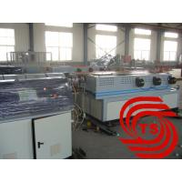 Wholesale EVA Flexible PP / PE / PVC Plastic Corrugated Pipe Machine , High Intensity from china suppliers