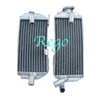 Wholesale Motorcycle Dirt Bike Aluminum Race Radiators For HONDA CRF450 2013-2014 from china suppliers