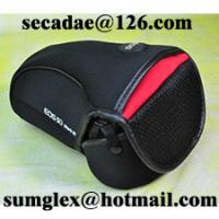 Wholesale neoprene camera accessories,neoprene digital camera from china suppliers