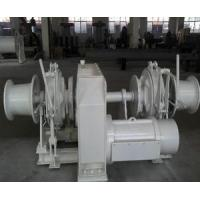 Wholesale Boating Marine Deck Equipment Symmetrical El-Combined Windlass Mooring Winch from china suppliers