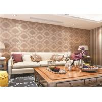 Wholesale White / Yellow / Gray Solid Color Wall Paper With High End Creativity from china suppliers