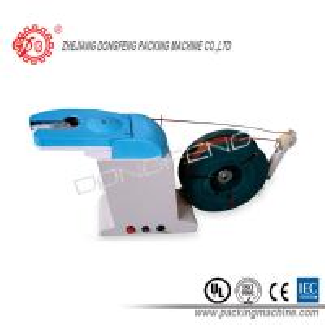 Buy cheap Snacks Bread Food Bag Twist Tie Machine Diameter ≤ 10mm Electric Driven from wholesalers