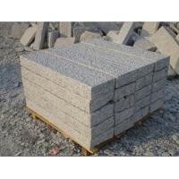 Wholesale White Curbstones, Light Granite Curbstone, Pineapple Granite Lanscaping Stone from china suppliers