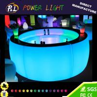 Wholesale Color Changing Illuminated Event Furniture Led Bar Counter from china suppliers