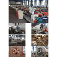 Wholesale Automatic Control Plastic Extrusion Machinery Low Power Comsuption from china suppliers