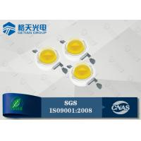 Wholesale High Brightness 1W High Power LED Chip 180LM Cold White 6000K from china suppliers