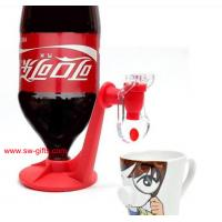 Wholesale Fashion Style Bottle Upside Down Drinking Cola Dispenser Fridge Fizz Saver Soda Dispenser from china suppliers