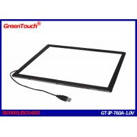 Wholesale Unlimited Touch Times Tempered Glass Infrared Touch Frame For Aii In One 60 Inch from china suppliers
