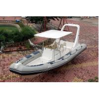 Wholesale 830cm Inflatable Large Boat Navigator Bouyancy Tube Hypalon ORCA Fabric from china suppliers