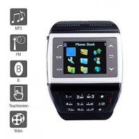 Wholesale ET - 1.4 Inch Watch Cell Phone Black (FM, MP3 MP4 Player) 103120 from china suppliers