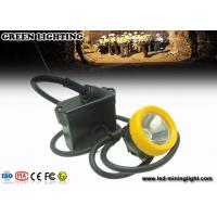 Wholesale ABS Plastic LED Mining Light , 216Lum Ultra Bright safety miners led cap lights for Hard Hats from china suppliers