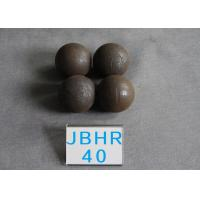 Wholesale High Hardness 62-63HRC Grinding Medium Steel Balls for Ball Mill , Grinding Balls for Ball Milling from china suppliers