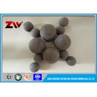 Wholesale High Performance Forging Steel Ball , Ball Mill Grinding Balls for mining from china suppliers