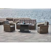 Wholesale Popular Rattan Garden Table With Chair / Sofa Sets Furniture For Yard And Lawn from china suppliers
