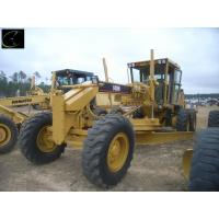 Wholesale 140H Used motor grader caterpillar 2008 cat grader for sale from china suppliers