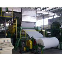 Wholesale Model 2880 tissue paper machine from china suppliers