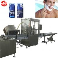 Quality Shaving Foam Aerosol Filling Machine for sale