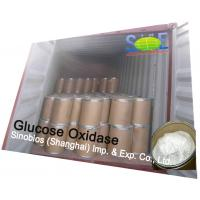 Wholesale 10,000u/g Yellowish Powdered Glucose Oxidase In Food Industry Szym-GOD1FO from china suppliers