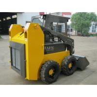 Wholesale Brand new Bucket capacity  0.25m³  500kg wheel skid steer loader With Parkins404Dengine from china suppliers