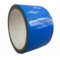 Wholesale Natural Rubber Adhesive Blue Cloth Duct Tape For Heavy Duty Packaging SGS ISO from china suppliers