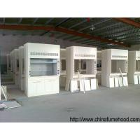 Wholesale Corrosion Resistant PP Fume Hood , AC220V Power Fume Hood Laboratory Equipment from china suppliers