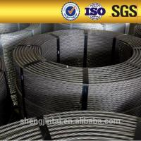Wholesale Spiral/Plain/Indented PC Strand wire 9.53mm/12.7mm/15.2mm Diameter from china suppliers