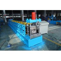 Wholesale Automatic Steel Roof Purlin Roll Forming Machine Chain Drive 20 m/min from china suppliers