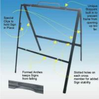 Wholesale 18x24 steel angle iron A-frame 4 PACK from china suppliers