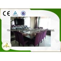 Wholesale Electric Tube Heating Eight Seats Rectangle Teppanyaki Grill Table from china suppliers