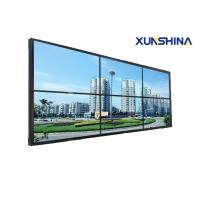 Wholesale LG Panel 4K Seamless Video Wall Advertising Equipments 2x3 Video Wall Screens from china suppliers
