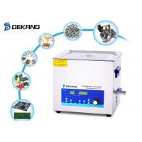 Wholesale 15 Liter 360W Ultrawave Ultrasonic Bath For Gun Parts High Precision from china suppliers
