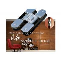 Wholesale 3D Adjustable Conceal German Hinges / 180 Degree Opening Invisible Door Hinges from china suppliers