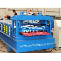 Wholesale Glazed Tile Roll Forming Machine Shanghai MTC from china suppliers