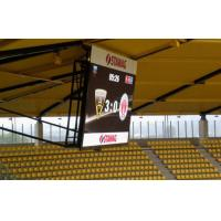Wholesale Basketball Stadium LED Displays  , P20 Sporting LED Screen Boards from china suppliers