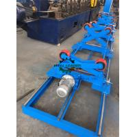 Wholesale PU Coated Pipe Turning Rolls For Automatic Feeding And Welding from china suppliers
