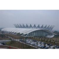 Wholesale Membrane Building Shade Tension Fabric Structures For Outdoor Stadium / Pubilc Areas from china suppliers