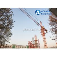 Wholesale 65m Jib Top Kit Tower Crane QTZ6515 Heavy Equipment Mobile External Climbing from china suppliers