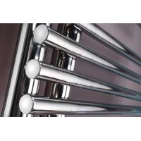 Wholesale Stainless Steel Heated Towel Radiators , 1200mm x 500mm Bathroom Towel Radiators from china suppliers