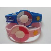 Wholesale UV pvc wristband from china suppliers