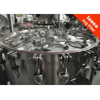 Wholesale BOCIN Industrial Liquid Multi-bag Filter Housing Stainless Steel Low Precision from china suppliers