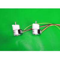 Wholesale Step Angle 18° Permanent Magnet Stepper Motor , Industrial Stepper Motor With Gearbox 15BYHJ-POM from china suppliers