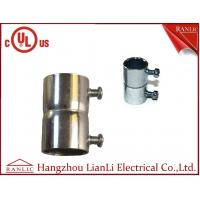 "Wholesale Set Screw Coupling EMT Conduit Fittings With Steel Locknut 1/2"" to 4"" , UL E350597 from china suppliers"
